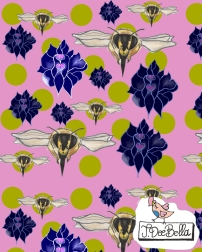 beesflowersanddots