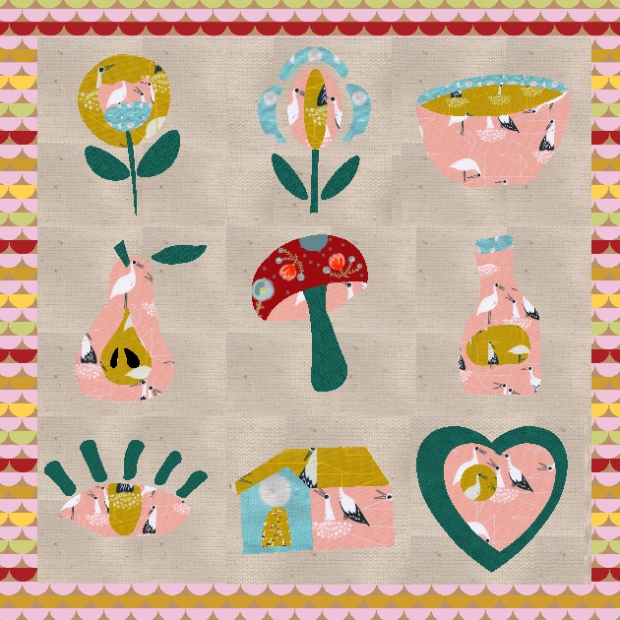 JdeeBella_illustrated_modern_applique_quilt